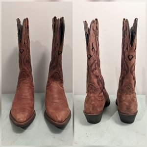 Justin Boots Women's western cowgirl  #l25…
